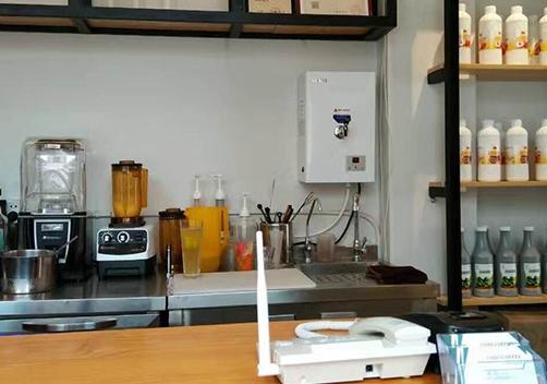 湖北咖啡店案例